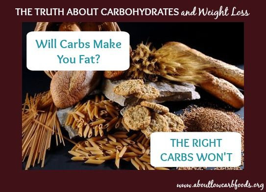 Carbs and Weight Loss