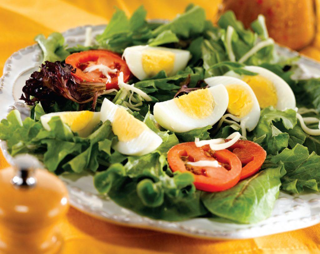 Low Carb Diet Menu